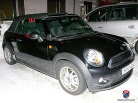 Spy Photos: Mini Cabrio těsně před premiérou