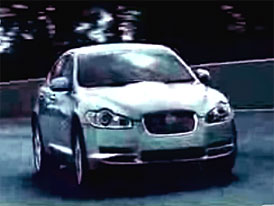 Video: Jaguar XF – život s kočkou je zajímavější