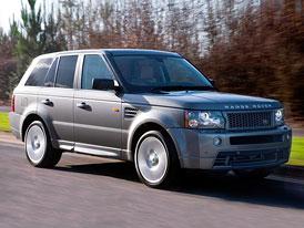 Land Rover HST: atraktivní úpravy pro Freelander a Range Rover Sport