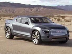 Video: GMC Denali XT Concept – ekologický i sportovní pick-up