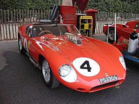 Ferrari: historické modely na výstavě Retromobile