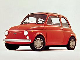 Historie Fiatů 500 a 600 ve fotografii (90 snímků)
