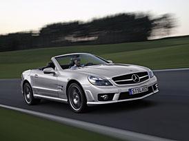 Mercedes-Benz SL po faceliftu: ceny na českém trhu
