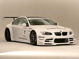 BMW M3: čtvrtá generace míří do seriálu ALMS