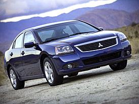 Mitsubishi Galant: facelift pro modelov� rok 2009