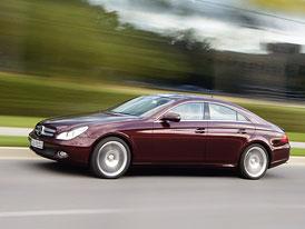 V ČR mají Mercedesy od ledna 2008 servis zdarma