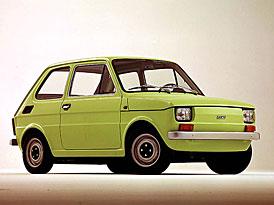Historie automobilky Fiat ve fotografii (1. část, 170 snímků)