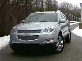 Video: Chevrolet Traverse –  nový crossover se představuje