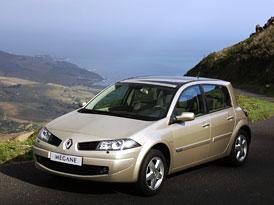 Renault Mégane: lehký facelift a nové stupně výbavy
