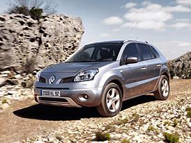 Renault Koleos: první fotografie a informace