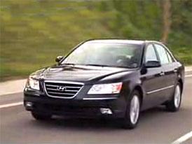 Video: Hyundai Sonata –celkem nenápadná modernizace