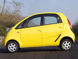 Renault, Nissan a Bajaj Auto budou v Indii vyrábět automobil za 2500 dolarů