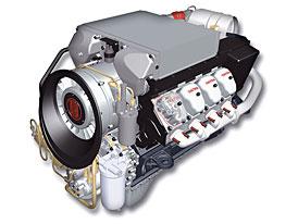 TATRA ON AIR: jediný vzduchem chlazený motor EURO 5 na světě