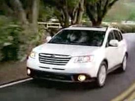 Video: Subaru Tribeca – maximální pohodlí ve třech řadách