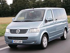 Rekordní prodeje užitkových vozů Volkswagen v roce 2007