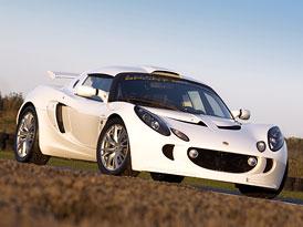 Lotus Sport Exige Cup 260: řada drobných vylepšení pro rok 2008