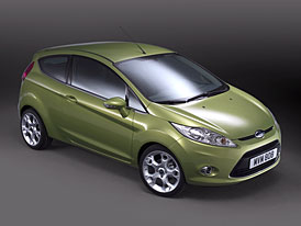 Ford Fiesta: první informace, oficiální fotografie a staronové jméno