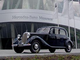Mercedes-Benz Museum: 120 let historie na devíti patrech (1. část fotogalerie)