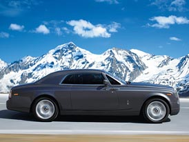 Rolls-Royce Phantom Coup� - dvoudve�ov� aristokrat