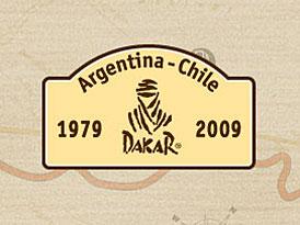 Dakar 2009: 9.000 km závodění v Jižní Americe