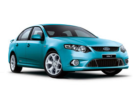Ford Falcon: nov� generace obl�ben�ho australsk�ho modelu