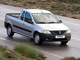 Dacia Logan Pick-Up: nové informace a fotografie