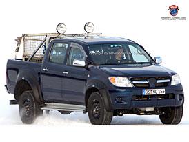 Spy Photos: Nový Volkswagen Robust se chystá mezi pick-upy