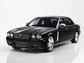 Jaguar XJ Portfolio: luxusní limitované vydání britské limuzíny