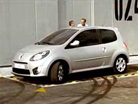 Video: Renault Twingo � uk�zka seri�zn�ho testov�n�