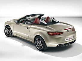 Alfa Romeo: nenápadné změny pro modely Brera a Spider na rok 2008
