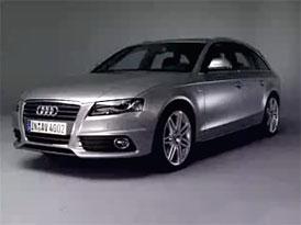 Video: Audi A4 Avant � praktick� a prostorn� eleg�n