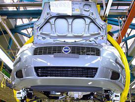 Fiat: Vadné motory 1,3 JTD, 10 tis. zaměstnanců na nucené dovolené (doplněno prohlášení FIATu)