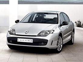 Český trh v lednu 2009: Laguna stejně úspěšná jako Mazda6