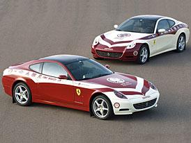 Ferrari: dva modely Scaglietti vyrazily na pouť okolo Indie
