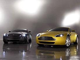 Aston Martin V8 Vantage: více výkonu a nový interiér