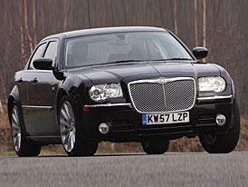 Chrysler 300C SRT-Design: dieselové SRT