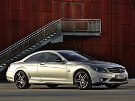 Velké kupé Mercedes-Benz CL také s pohonem všech kol