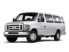 Ford E-Series: lehké retuše pro modelový rok 2009
