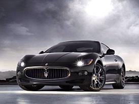 Maserati GranTurismo S: více koní pod kapotou