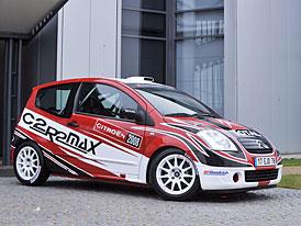 Citroën C2-R2 Max: připraven pro novou závodní třídu