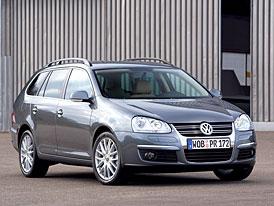 Volkswagen p�iveze do �enevy Golf 1.2 TDI Hybrid