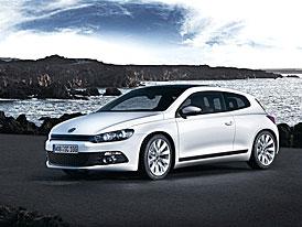 Volkswagen Scirocco: první fotografie sériového provedení