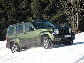 Jeep Cherokee 2008 na českém trhu od 860.000,-Kč