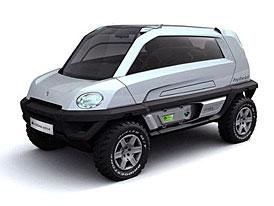 Magna Steyr předvede koncept horského offroadu