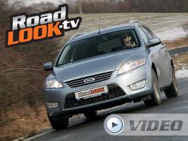 Ford Mondeo kombi 2,5 Duratec: Passat na mušce (Roadlook TV)