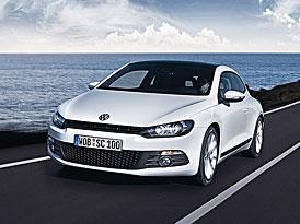 Volkswagen Scirocco: nové fotografie, včetně interiéru sériového provedení