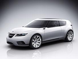 Ženeva živě: Saab 9-X BioHybrid Concept - příprava na vstup do nižší střední třídy (VIDEO)