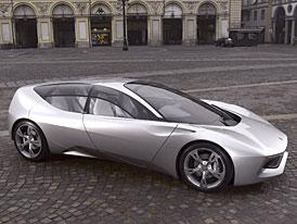 �eneva �iv�: Pininfarina Sintesi - kone�n� odhalen� (VIDEO)