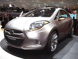 """Ženeva živě: Hyundai HED-5 """"i-mode"""" – nový crossover se představuje"""