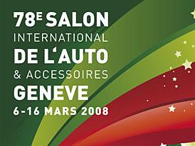 Ženevský autosalon 2008: praktické informace